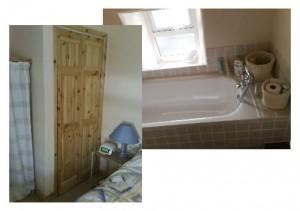 Vine Cottage B&B Bathroom