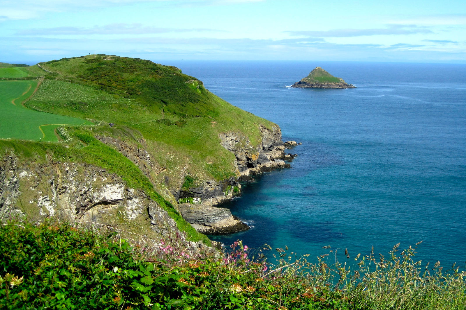 Cornish Coastal Path
