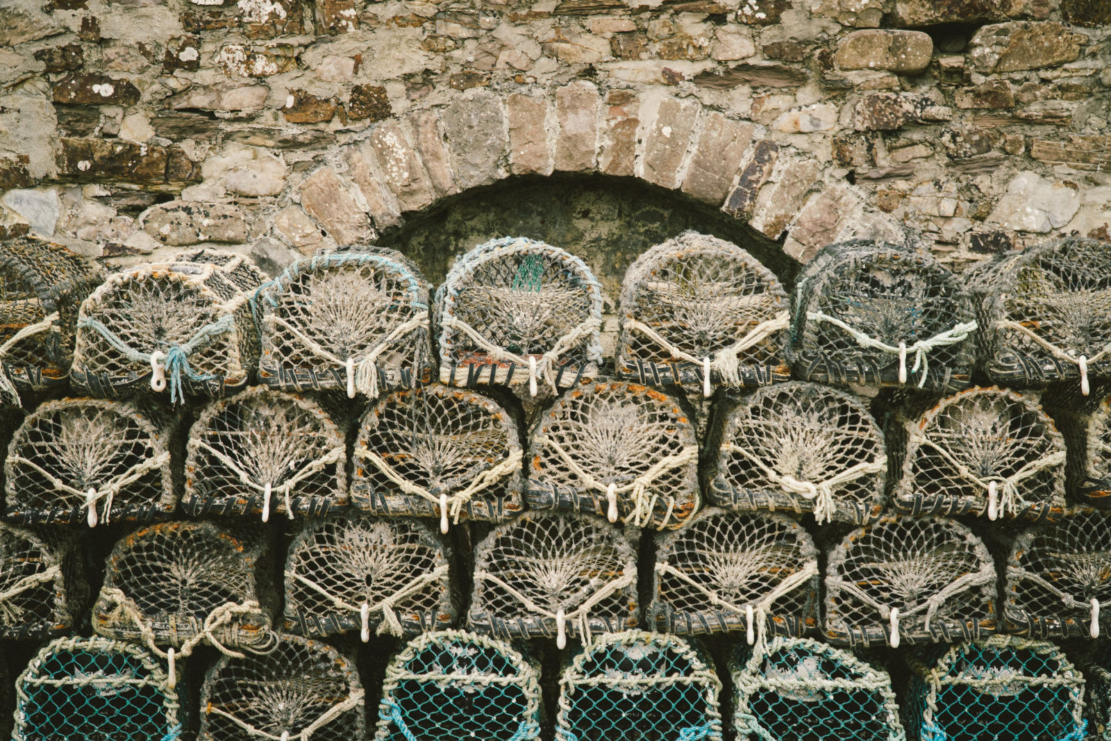 Cornish Lobster Pots